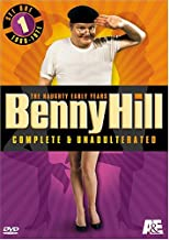 Benny Hill Complete and Unadulterated: The Naughty Early Years, Set One - 1969-1971