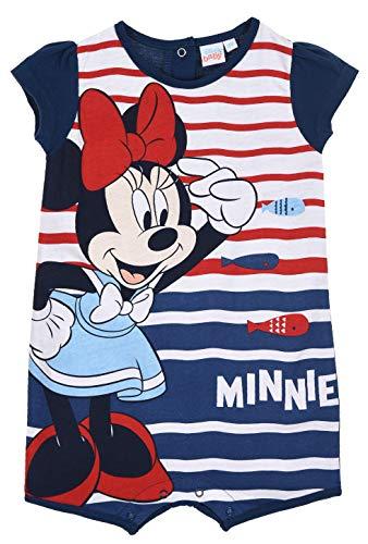 Minnie Mouse, Barboteuse Bébé Fille