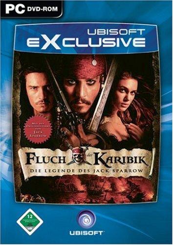 Fluch der Karibik Die Legende des Jack Sparrow (PC)