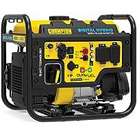 Champion Power Equipment 4000-Watt RV Digital Hybrid Inverter Generator