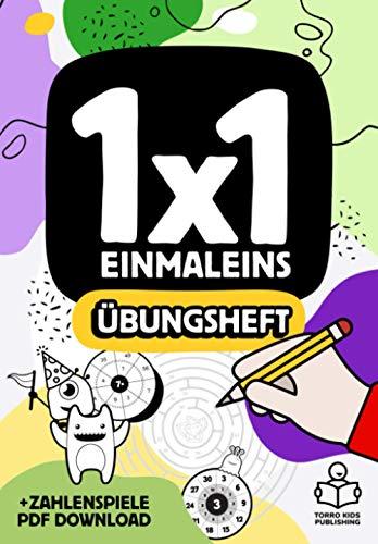 1x1 Einmaleins lernen Übungsheft - Mathematik 2./3. Klasse: Das kleine Einmaleins üben Mathe 2. Klasse mit Bonus PDF Download