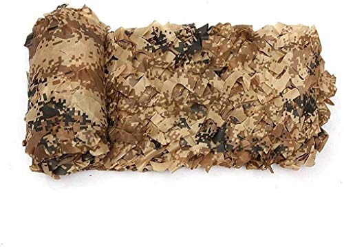 Camo net Camouflage Net 2x3M, Hunting Camouflage Mesh 3x4M, Desert Camo Netting 4x6M, Camouflage Forest Landscape Outdoor Camouflage Army Camouflage Net BW Camping 6x8M Shade net