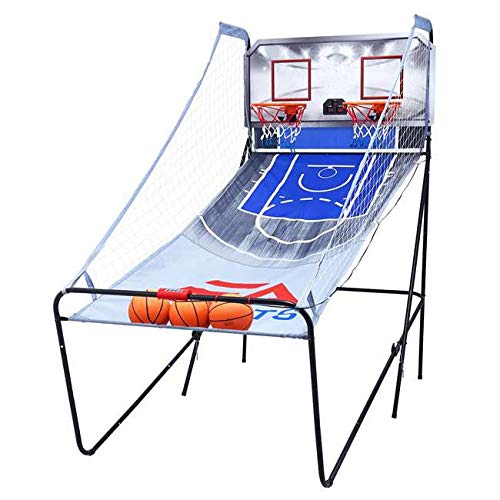 Find Bargain MRT SUPPLY 2-Player Indoor Basketball Arcade Game with Ebook