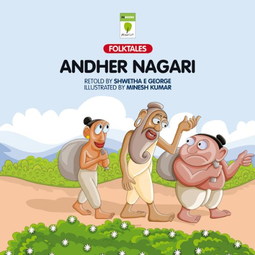 Andher Nagari (Folktales) audiobook cover art