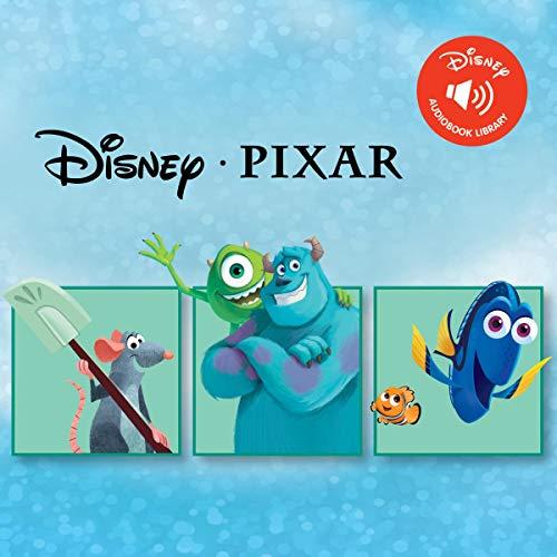 Disney - Pixar cover art