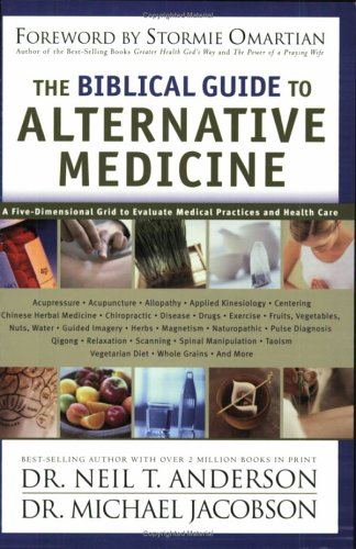 Compare Textbook Prices for The Biblical Guide to Alternative Medicine Revised Edition ISBN 9780830730834 by Anderson, Neil T.,Jacobson, Michael