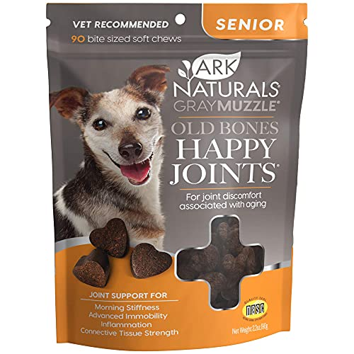 Top 10 best selling list for natural supplements for old dogs