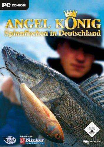 Angel König - Spinnenfischen in Deutschland