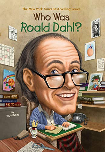 Who Was Roald Dahl? (Who Was?)の詳細を見る