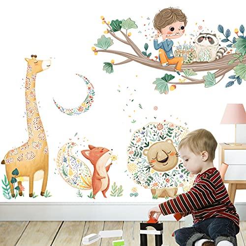 Papel Pintado Infantil Animales Marca OnlyGay