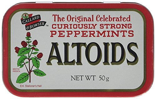 altoids Pepper Mints, 12 unidades (12 x 50 g)