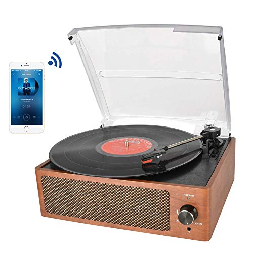 Bluetooth Platine Vinyle, Retro...