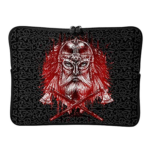 Normal Viking Laptop Bags Casual Large Tablet Case Suitable for Outdoor Use