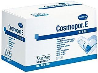 Hartmann Cosmopor E Apósitos, 7.2x 5cm, 50unidades