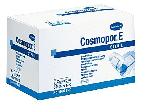 Hartmann Cosmopor E Dressing, 7,2cm x 5cm, 50Stück