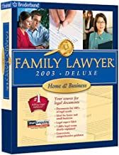 Family Lawyer 2003 Home & Business Deluxe