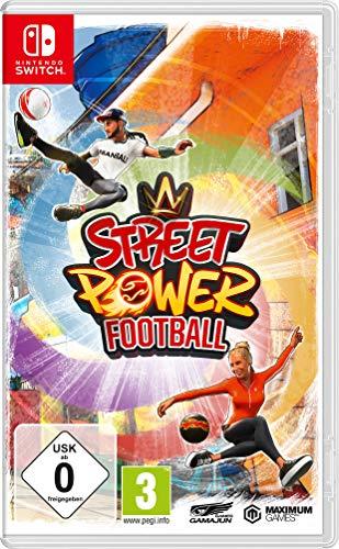 Street Power Football - [Nintendo Switch]