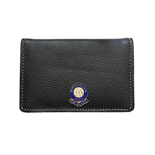 Birmingham City Football Club Leather Card Holder Wallet