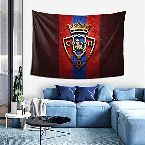 Atl¡§|-Tico Osa-Suna Bedroom Living Room Decoration Wall Hanging Tapestry Bedspread Picnic Sheets 60*40inch