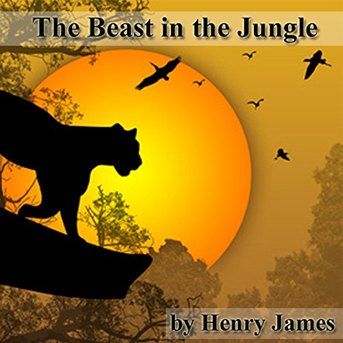 The Beast in the Jungle audiobook cover art