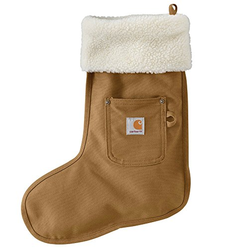 Carhartt Gear 102301 Christmas Stocking - One Size Fits All - Carhartt Brown