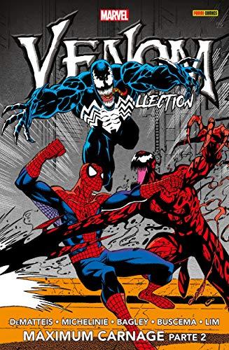 Venom Collection 4: Maximum Carnage - parte 2