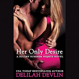 Her Only Desire audiobook cover art