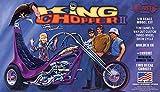 Tom Daniel King Chopper II 1/8 Scale Motorcycle Plastic Model Kit Atlantis