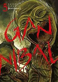 Gannibal, tome 5 par Masaaki Ninomiya
