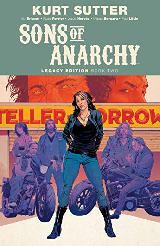 SONS OF ANARCHY LEGACY ED 02