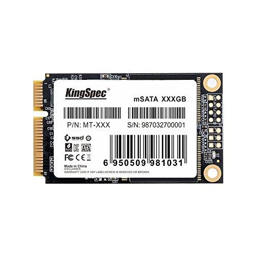 KingSpec 内蔵型 MLC 256GB mSATA MINI PCIe キャッシュ/Dram 搭載 mSATA SSD ハードディスク