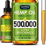 Hemp Seed Oil Drops 500,000 - Premium...