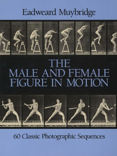 Male and Female Figure in Motion: 60 Classic Photographic Sequences (Dover Anatomy for Artists) (English Edition)の詳細を見る