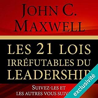 Les 21 lois irréfutables du leadership cover art