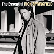 The Essential Rick Springfield by Rick Springfield (2011-03-15)