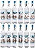 Ouzo Loukatos 12x 0,7l 38% Vol.   Milder Ouzo aus Patras   + 1 x 20ml Olivenöl'ElaioGi' aus Griechenland