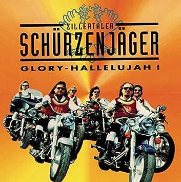 Glory-Hallelujah!