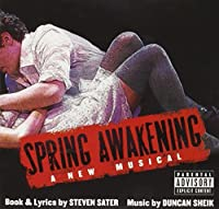 Spring Awakening: A New Musical by Lea Michele (2006-12-12)