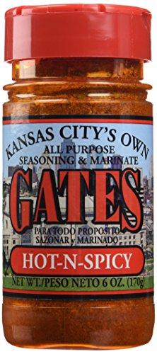 Gates Hot-N-Spicy Seasoning & Marinate