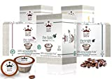 GLORYBREW Variety Pack w Flavors - 60 count 100% Compostable Coffee Pods for Keurig K-Cup Brewers - Rainforest Alliance Certified   Better than Biodegradable Coffee Pods