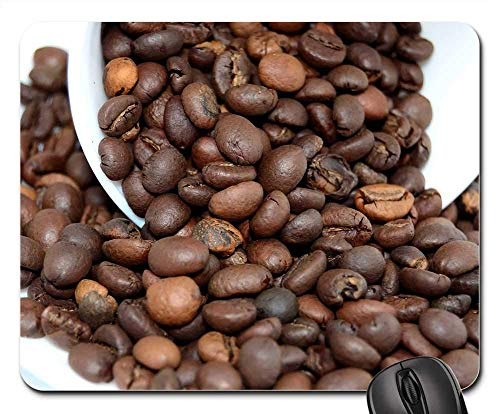 Maus Pad-Kaffee Bohnen Kaffee Das Getränk Koffein Das Gebräu