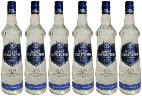 Gorbatschow Wodka 37,5% (6 Flaschen á 700ml)
