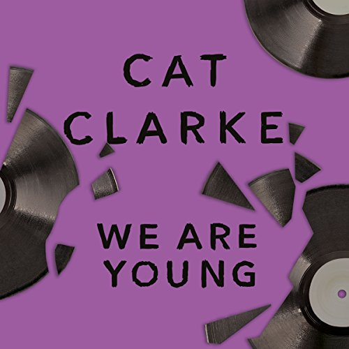 We Are Young audiobook cover art