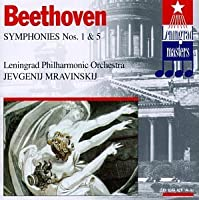Symphonies 1 & 5 by Beethoven