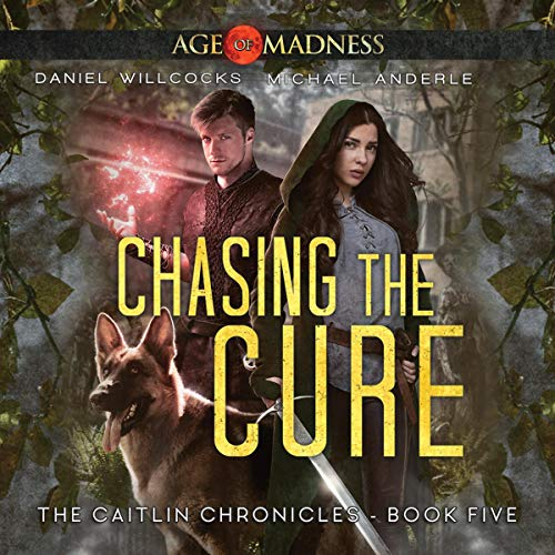 Chasing the Cure cover art