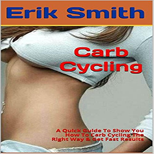 Carb Cycling audiobook cover art