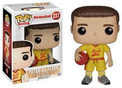 Cuestion de Pelotas Pop! Movies Vinyl Figura Peter La Fleur 9 cm