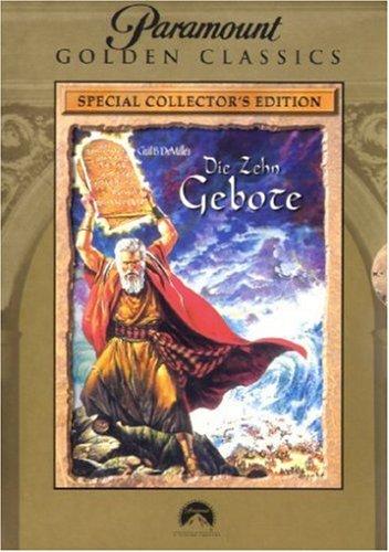 Die zehn Gebote - Special Collector's Edition (2 DVDs) [Special Edition]