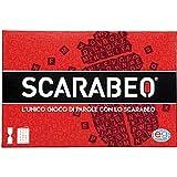 Editrice Giochi- Scarabeo Parole, Gioco da Tavolo, Classico, Multicolore, 6033993