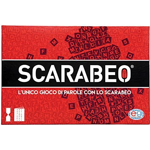 Spin Master- SCARABEO, GIOCO DI PAROLE, GIOCO DA TAVOLO, DA 8 ANNI, 6033993